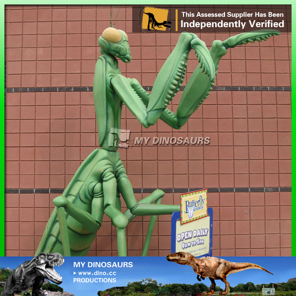 Artificial Simulation Life Size Animatronic Insect