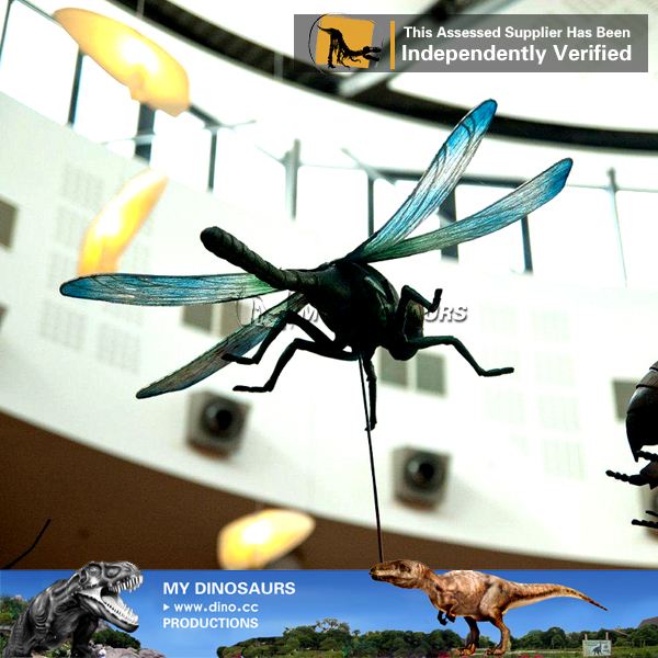 Educational Insect Park Robotic Huge Insect