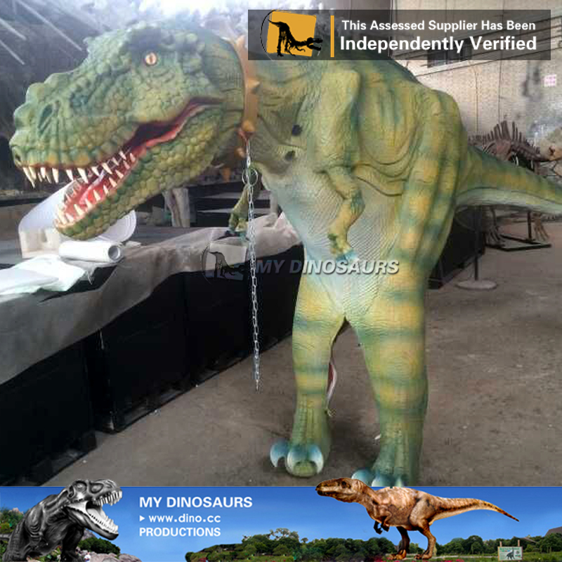 Robot Mascot Realistic Dinosaur Costume For Sale