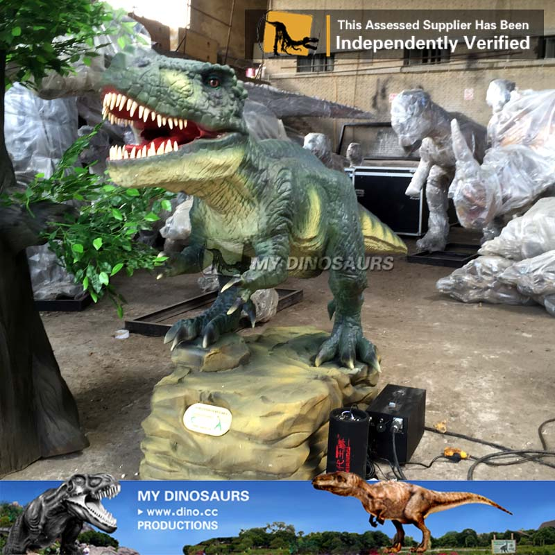 Outdoor Dinosaur Park Supplier Simulation Dinosaur Model