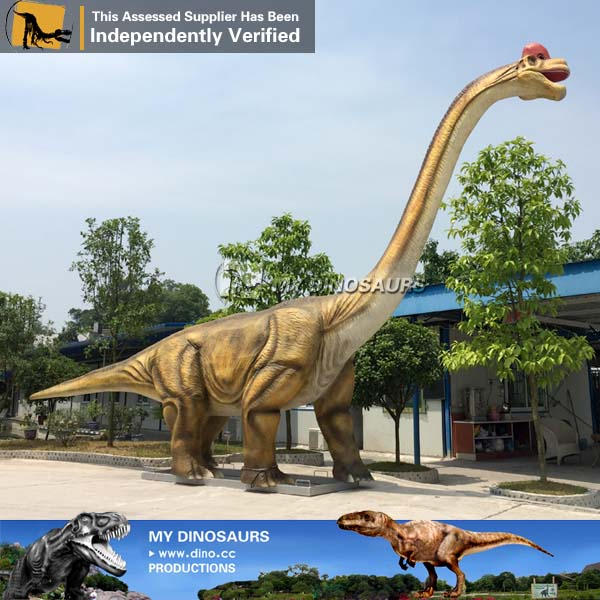 Jurassic World Life Size Long Neck Dinosaur Brachiosaurus