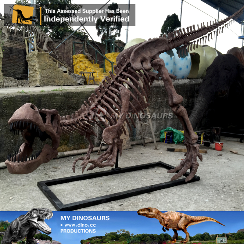 Shopping Mall Attractive Dinosaur Replica For Sale