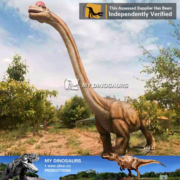 Jurassic Theme Park Animatronic Dinosaur  Brachiosaurus