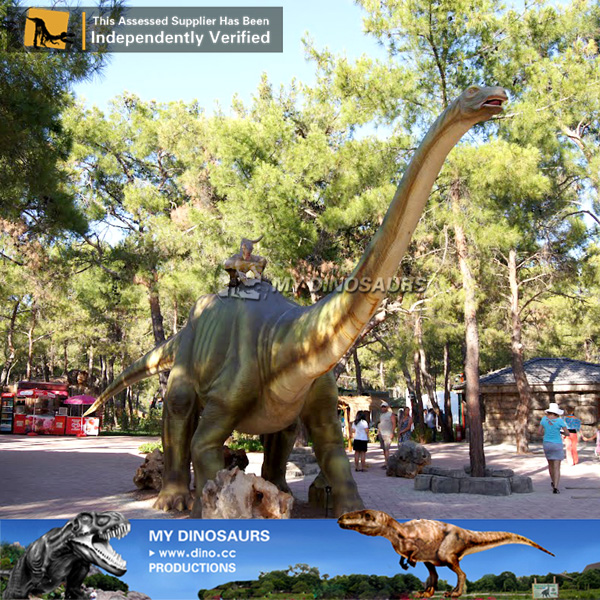 Large Dinosaur of Brachiosaurus