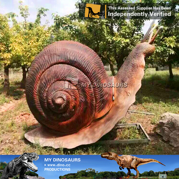 Public Equipment Simulation Snail Animal Robot Insect
