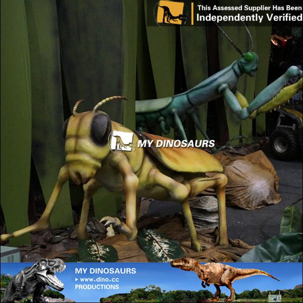Giant Animatronic Insect Ant Locust Model
