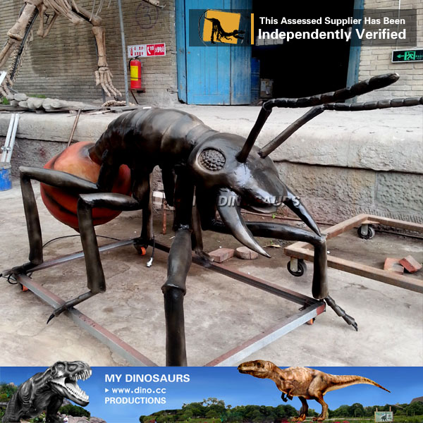 Outdoor Realistic Animatronic Insect Ant