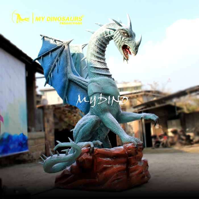 Animatronic dragon (2)