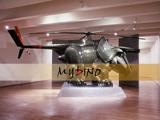 Dino like Helicopter