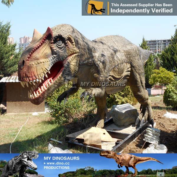 Mechanical Dinosaur Siats Meekerorum forl Dinosaur Exhibition