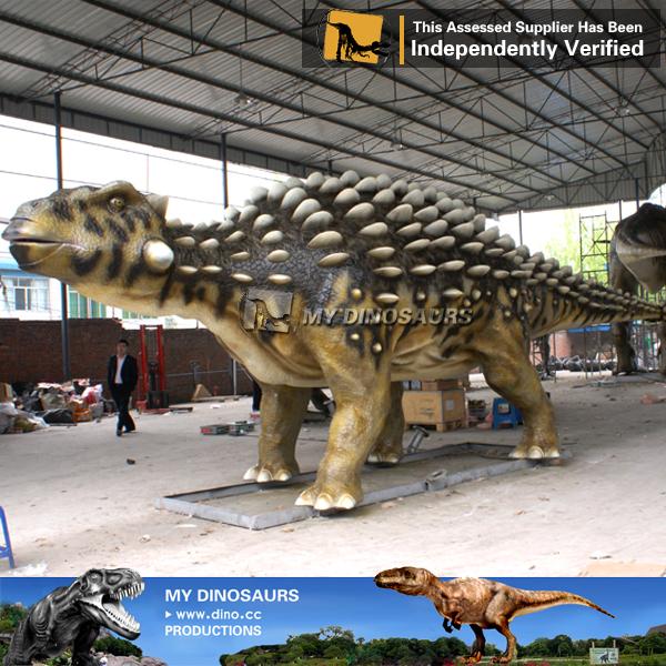 China Dinosaur Factory Robotic Dinosaur Model Ankylosaurus