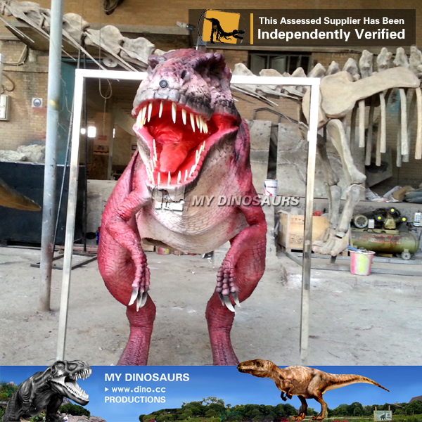 Scary Costume Life Size Festival Dinosaur Costume
