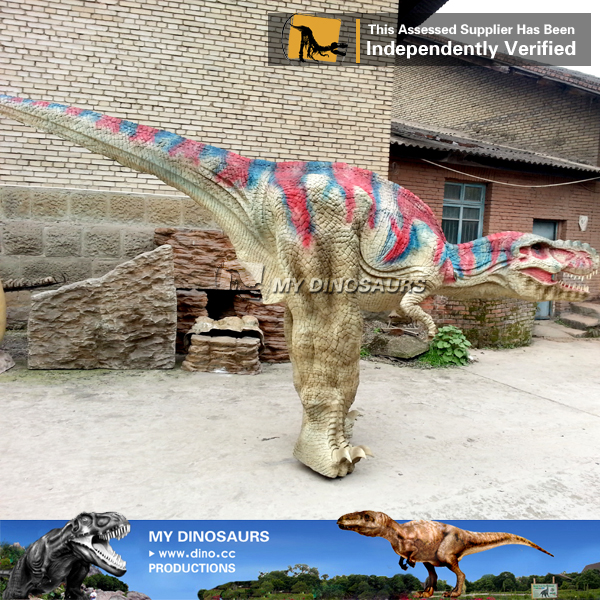 Hire A Flexible Realistic Dinosaur Costume For Parties