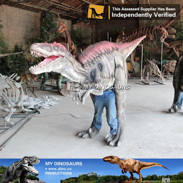 Dinosaur Manufacturers Lightweight Professional Dinosaur Costume