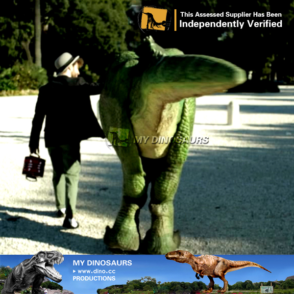 Dinosaur Costume Walking With Dinosaurs Show Props
