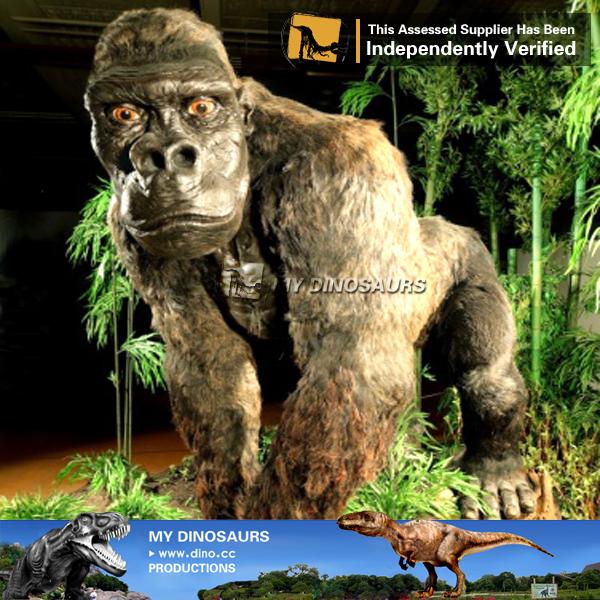 Gorilla,Animatronic animal