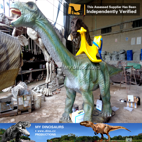Coin Operated Dinosaur Rides Apatosaurus