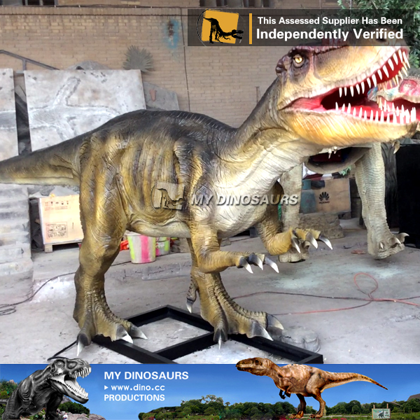 Large Size Amusement Resin Dinosaur T REX Sculpture