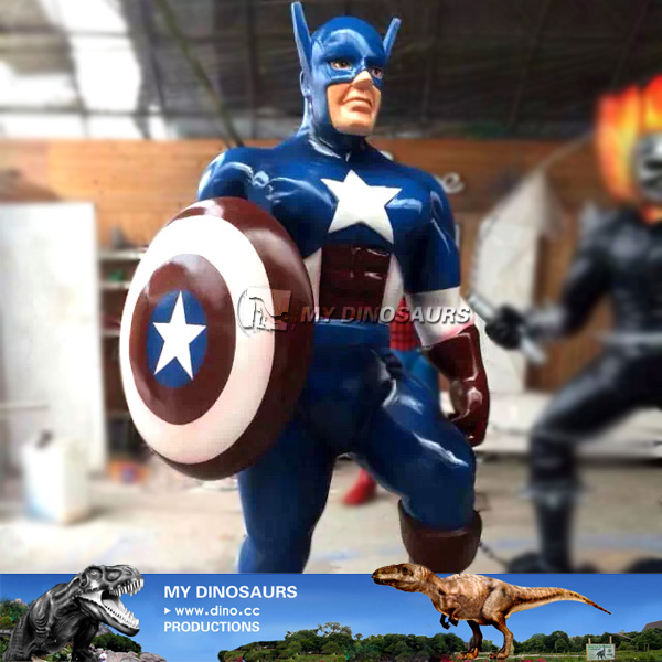 Life Size Decoration Movie Character Statue For Sale
