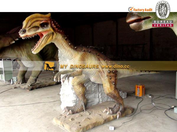 Tyrannosaurus ancestor   colorful guanlong