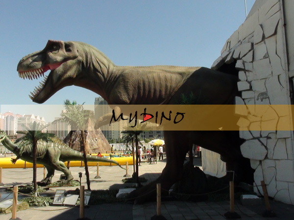 Tyrannosaurus origins in China?