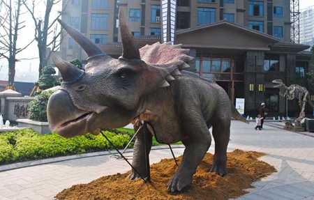 Chongqing Dinosaur Exhibition