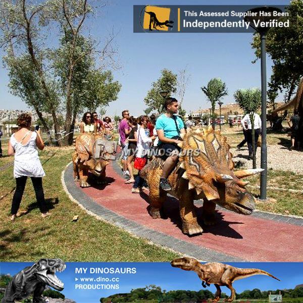 Playground Equipment Of Dinosaur Amusement Rides For Sale