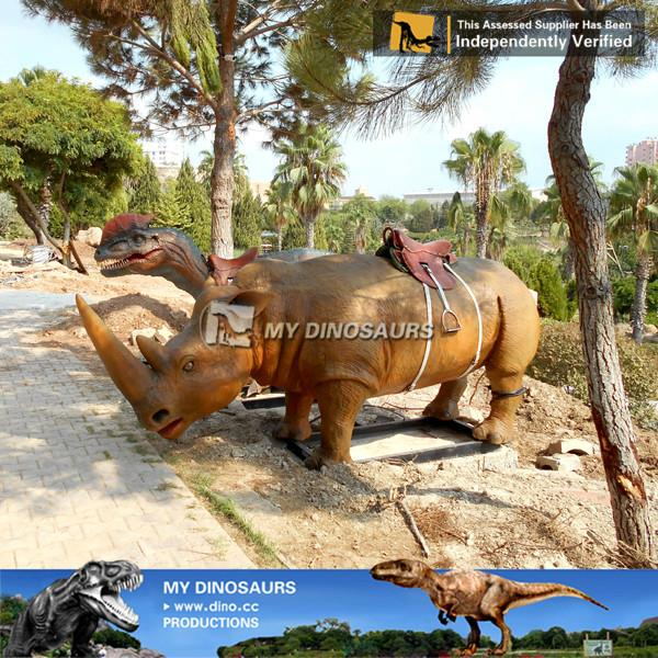 Amusement Park Realistic Mechanical Walking Animal Ride