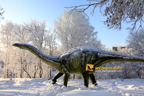 Russia Dinosaur Park