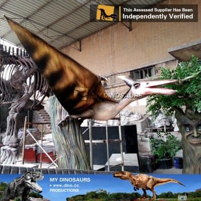 aninatronic pterosaur