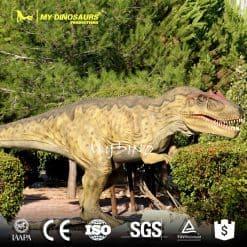 Realistic Dinosaur Allosaurus
