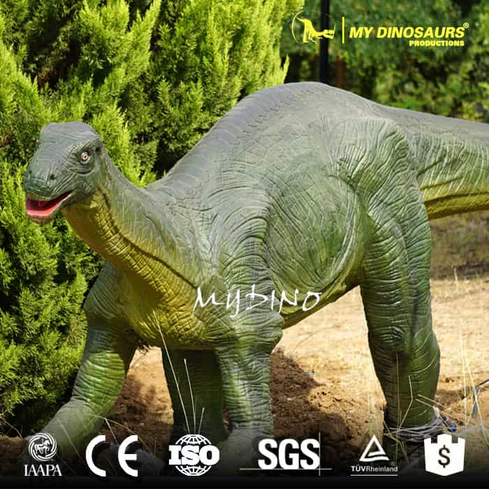 animated life size dinosaur