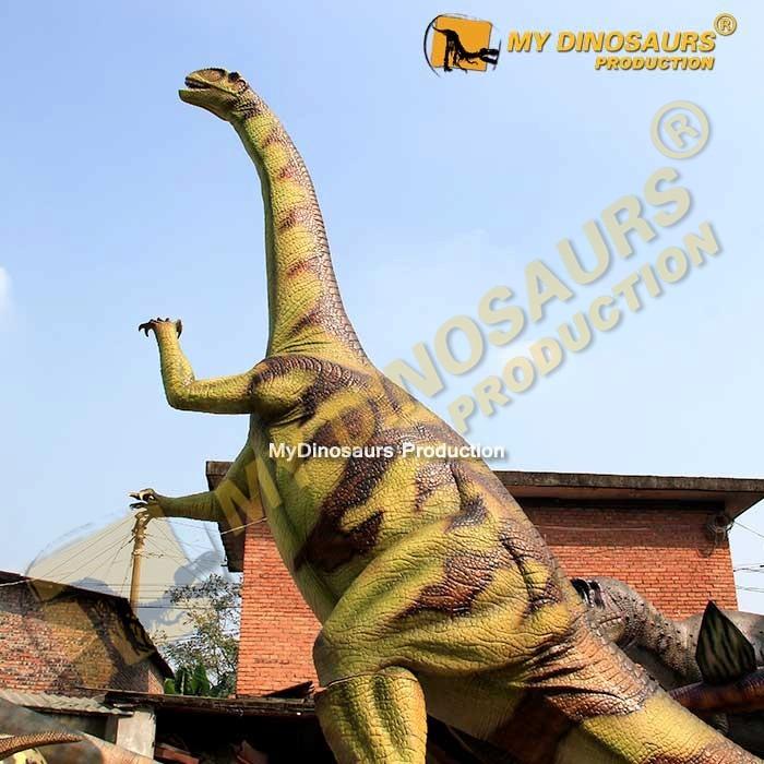 animatronic lufengosaurus 1