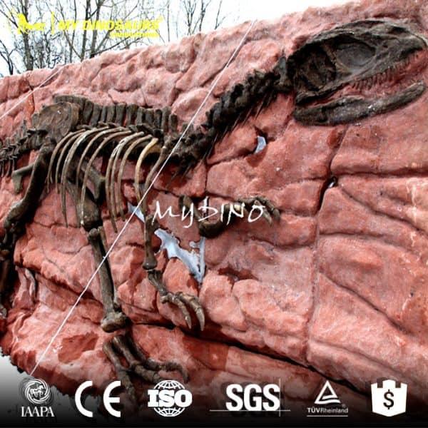 artificial dinosaur fossil