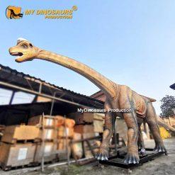 brachiosaurus animatronic 1