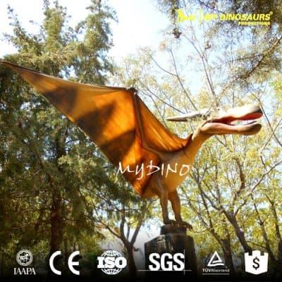 flying Pterosaur