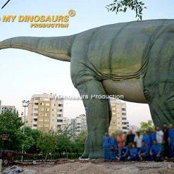 giant dinosaur brachiosaurus 1