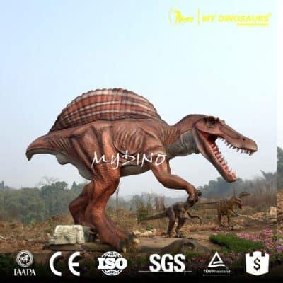 huge dinosaur Spinosaurus for sale