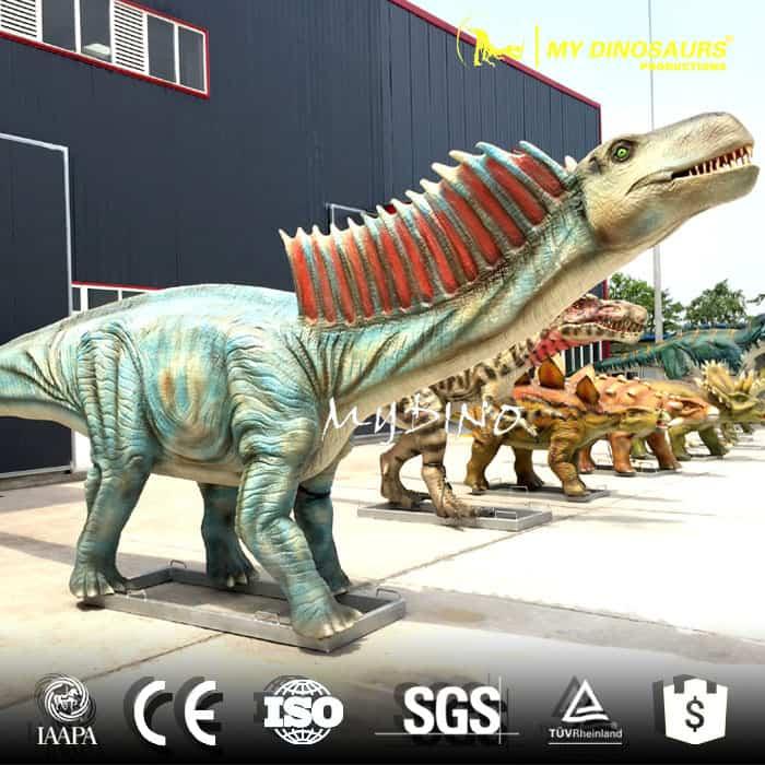 kife size dinosaur Amargasaurus