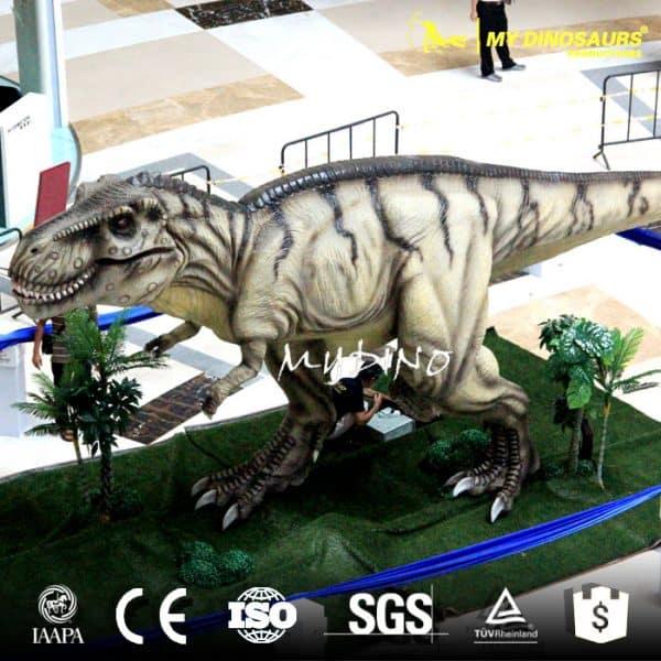 life size dinosaur replica
