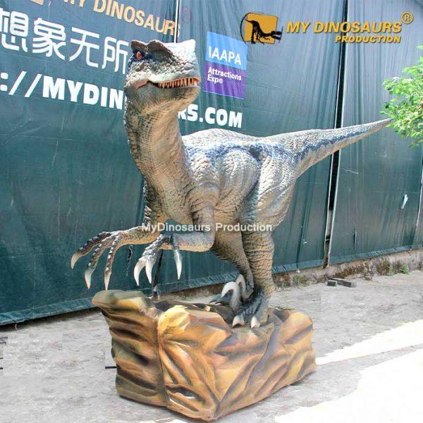 robotic velociraptor 2