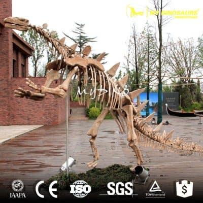simulation dinosaur fossil