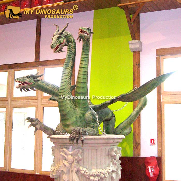 Animatronic Dragon 3