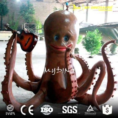 Animatronic Octopus