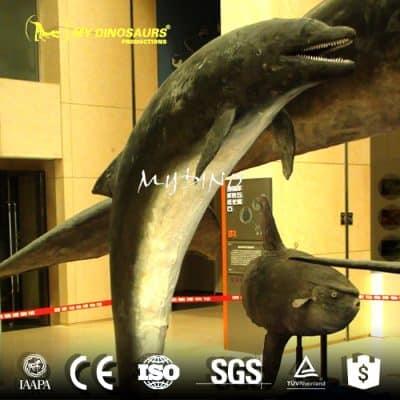 Animatronic animal dolphin