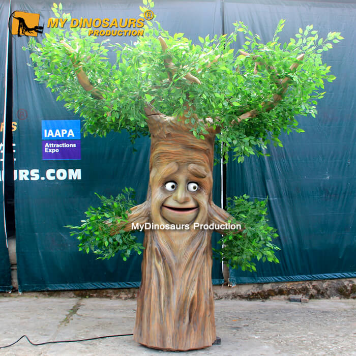 animated talking tree 2