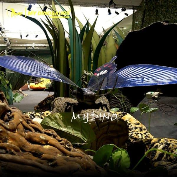 animatronic butterfly 4
