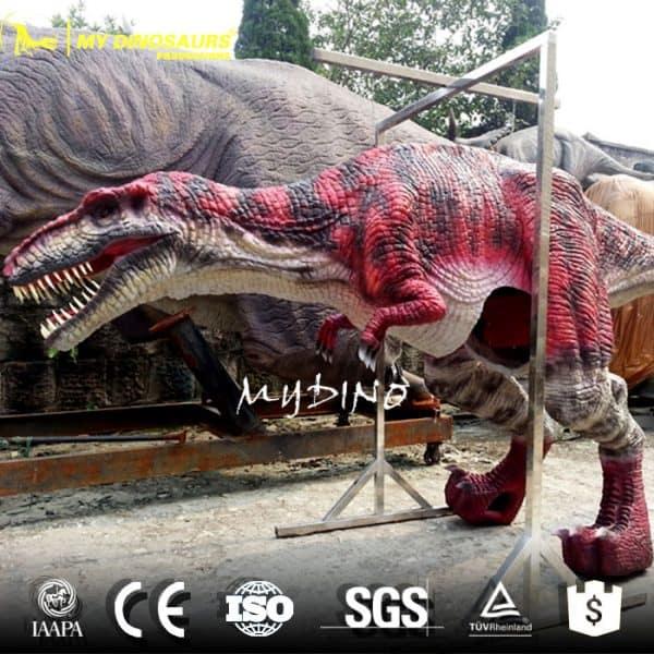 animatronic dinosaur costume realistic
