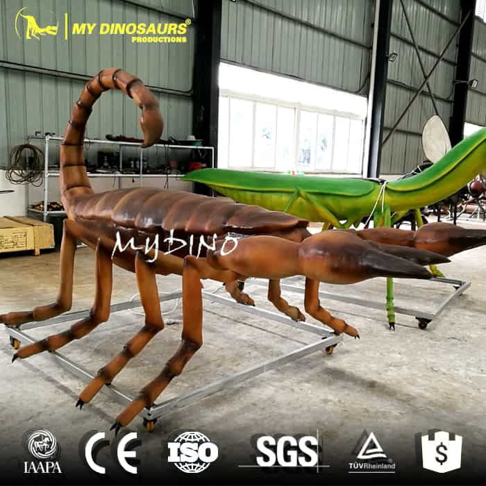 animatronic insect scorpion