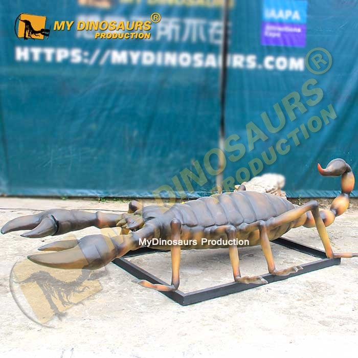 animatronic scorpion